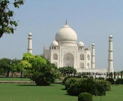 Golden Triangle Honeymoon